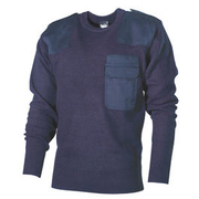 Mil-Tec Pullover BW-Style dunkelblau