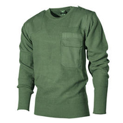Mil-Tec Pullover BW-Style oliv