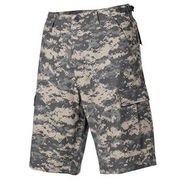 MFH Bermudashorts US BDU RipStop AT-Digital