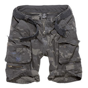 Brandit Savage Vintage Shorts darkcamo