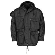 Smock Light Weight Mil-Tec schwarz