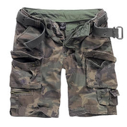 Brandit Savage Vintage Shorts woodland