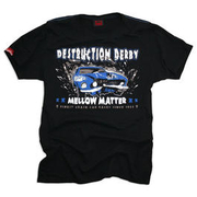 Mellow Matter, Destruction Derby T-Shirt