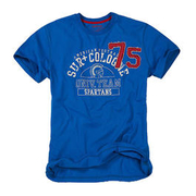 Surplus T-Shirt Spartans Tee blau