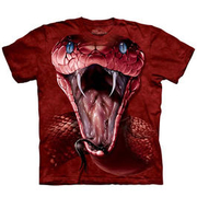 Mountain T-Shirt Red Mamba