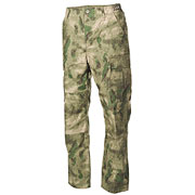 MFH Army Hose Ripstop BDU-Style HDT-camo