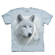 Mountain T-Shirt White Out