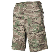 MFH Shorts Bermuda US BDU Ripstop operation camo