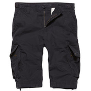 Vintage Industries Shorts Terrance dark navy