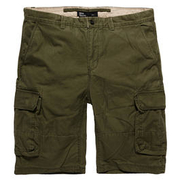 Vintage Industries Shorts Hewitt oliv drab
