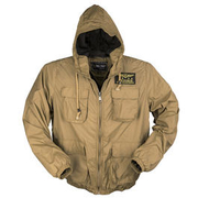 Mil-Tec Fliegerjacke Air Force Jacket coyote