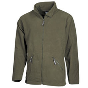 Fox Outdoor Fleecejacke Arber oliv