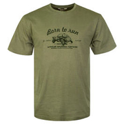 Bushman T-Shirt Tigard light olive