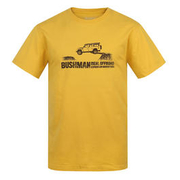 Bushman T-Shirt Sutton yellow