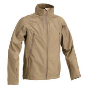 Defcon 5 Duty Aqua Tex Softshelljacke coyote tan