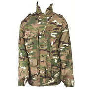 Highlander Outdoor Jacke Kinder Multicam