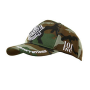 101 INC. Kinder Cap skull woodland