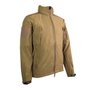 Highlander Softshell Jacke Tactical tan