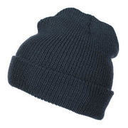 Fostex Mütze Watch Cap Wolle blau