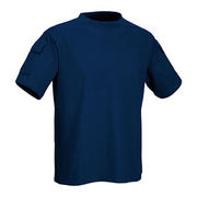 Defcon 5 T-Shirt Tactical Kurzarm navy blau