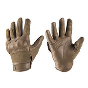 Mil-Tec Handschuhe Tactical Leder/Aramid dark coyote