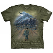 The Mountain T-Shirt Hero Returns Oht-Hero