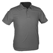 Mil-Tec Poloshirt Quick Dry Tactical kurzarm urban grey