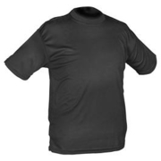 Mil-Tec T-Shirt Tactical Quick Dry schwarz