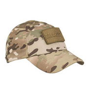 Mil-Tec Baseball Cap Softshell multitarn