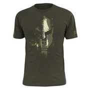 720gear T-Shirt Comfortable With Pain oliv