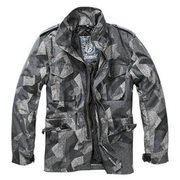 Brandit M65 Jacke Standard night camo digital