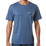 5.11 T-Shirt Viper Tee navy heather