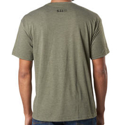 5.11 T-Shirt George Tactical military green heather
