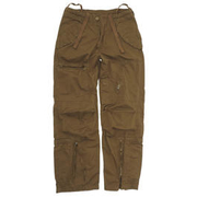 Mil-Tec Fliegerhose Cotton Vintage coyote