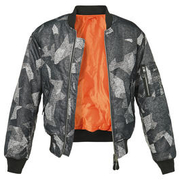 Brandit MA1 Jacke night camo digital