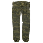 Surplus Cargohose Bad Boys Pants green-camo