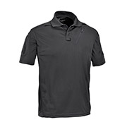 Defcon 5 Polo Shirt Advanced schwarz