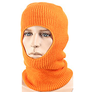 Fostex Balaclava 1-Loch orange