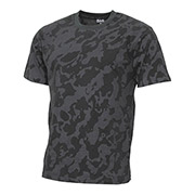 MFH US T-Shirt Streetstyle night-camo