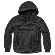 Brandit Windbreaker Kids schwarz