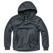 Brandit Windbreaker Kids anthrazit