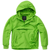 Brandit Windbreaker Kids lime