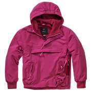 Brandit Windbreaker Kids berry