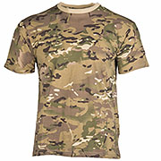 Mil-Tec Kinder T-Shirt multitarn