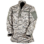 MMB US-Jacke ACU RipStop washed digital tiger stripe