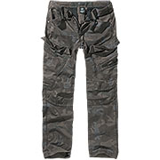 Brandit Hose Adven Slim Fit darkcamo