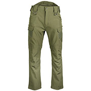 Mil-Tec Softshell Hose Assault oliv