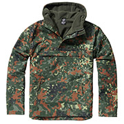 Brandit Windbreaker flecktarn