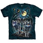 The Mountain T-Shirt Northstar Wolves