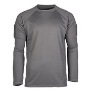 Mil-Tec Langarmshirt Tactical Quick Dry urban grey